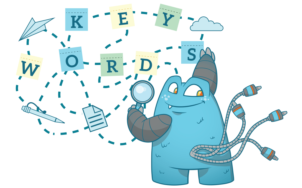 Using the Keyword Editor for Link Configuration