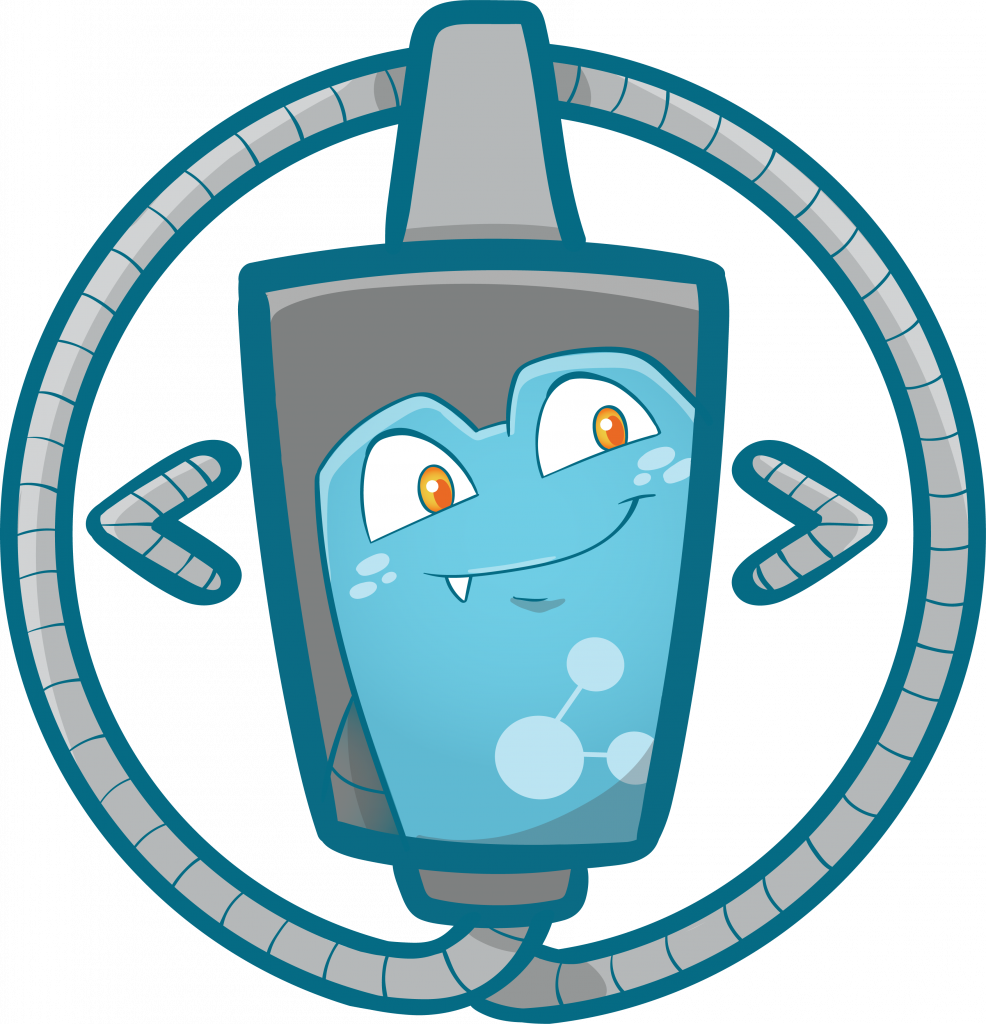 a WordPress Plugin Icon with Internal Link Juicer Mascot at the center