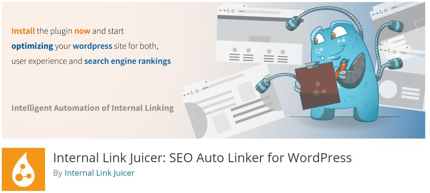 automatic internal linking plugin