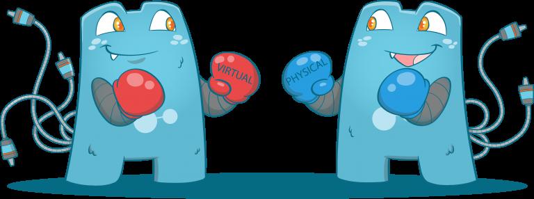 Virtual VS Physical SEO Silo